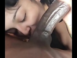 Husband blowjob