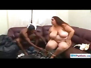 Interracial BBW Hardcore