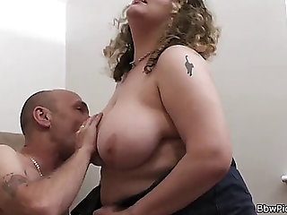 Large whoppers plumper can't live without it hard from behind