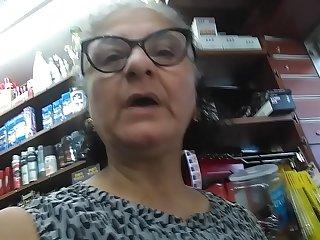 Indian Breastmilk granny Boobs