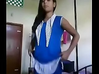 Desi teen WhatsApp