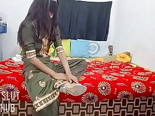 Horny desi stepsister got banged hard