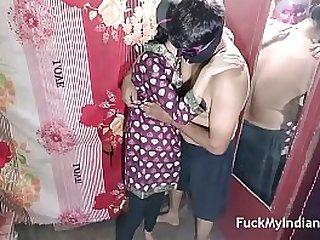 Fucking Next Door Indian Housewife In Standing Position